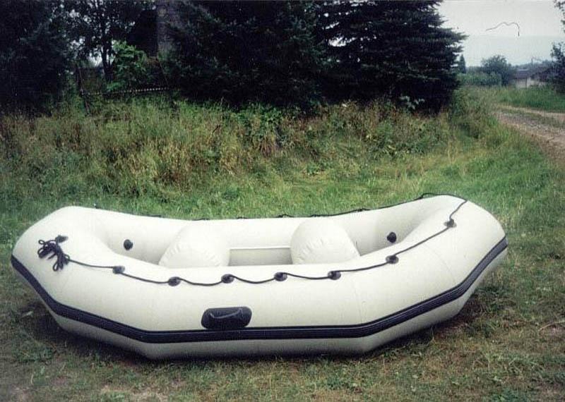 raft white